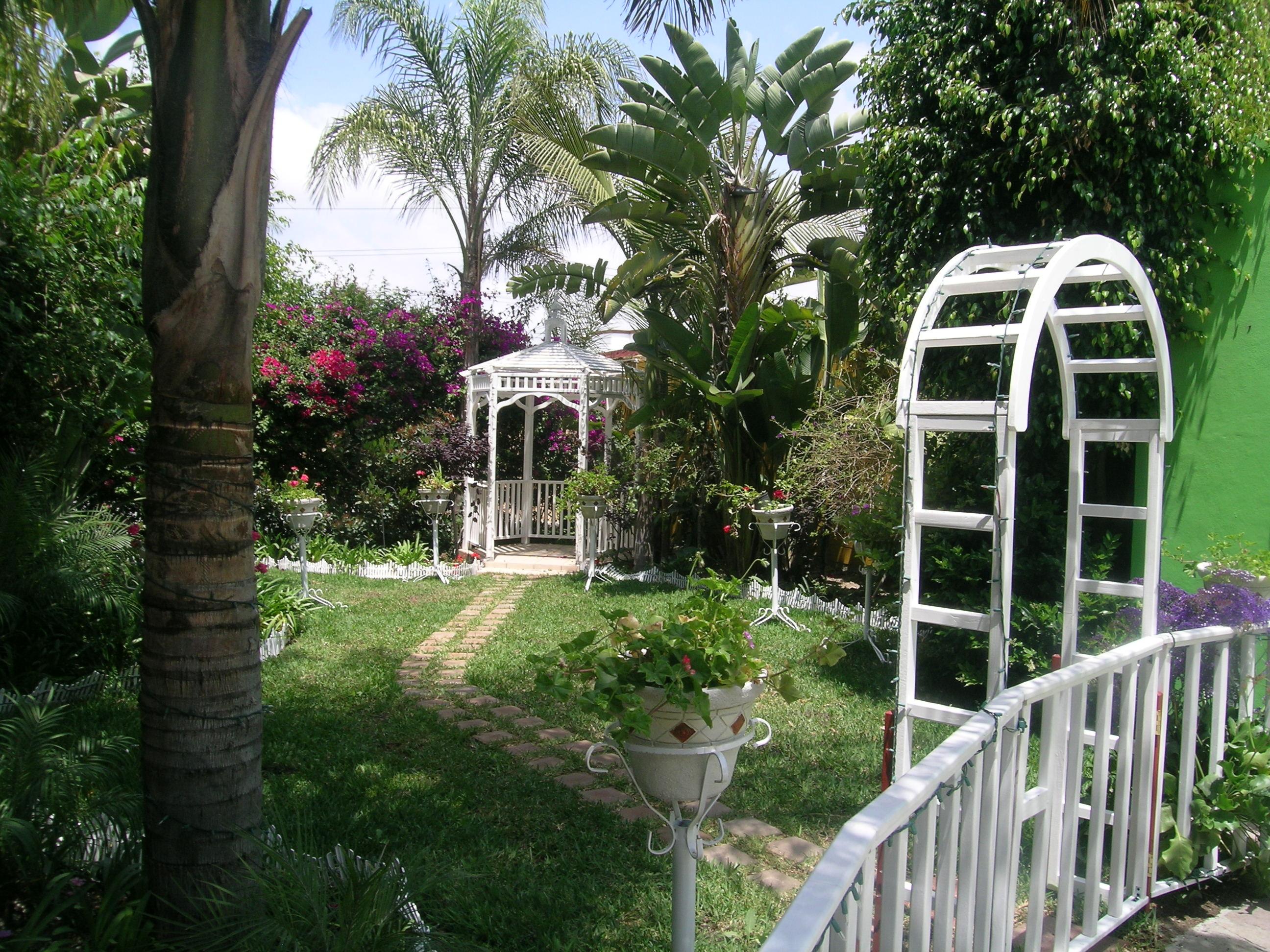 jardin las pergolas solucion para sus eventos ForJardin Las Pergolas